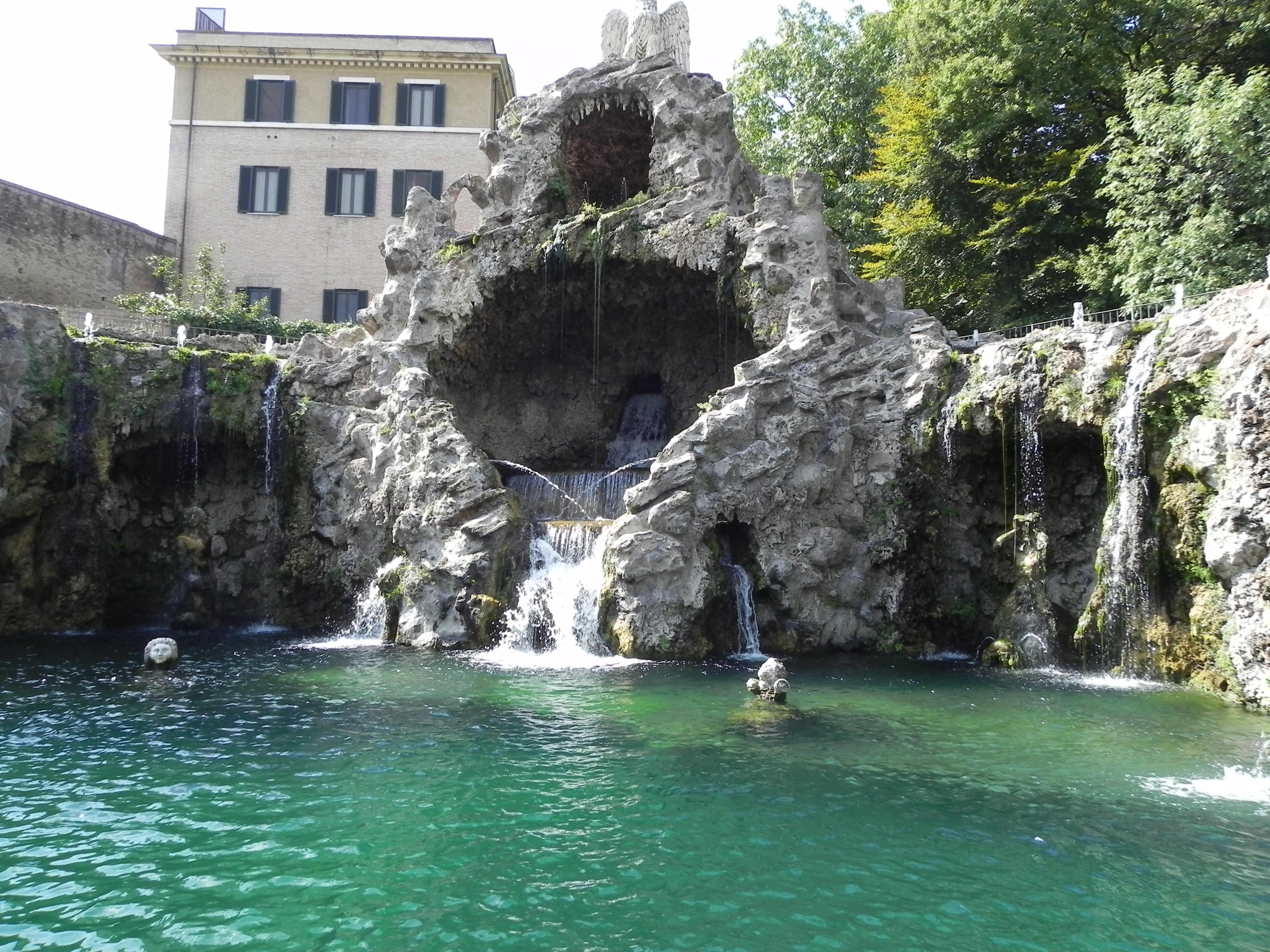 Giardini vaticani for Giardini immagini